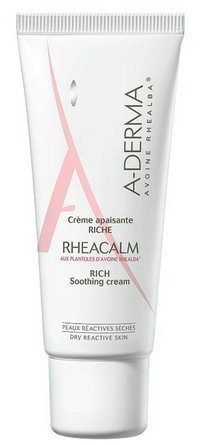 A-Derma Rheacalm Rich Soothing Cream 40 ml