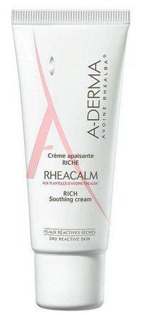 A-Derma Rheacalm Rich Soothing Cream 40 ml