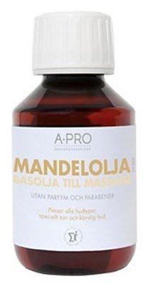 A-Pro Mandelolja 100 ml