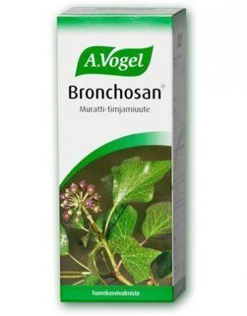 A. Vogel Bronchosan muratti-timjamiuute