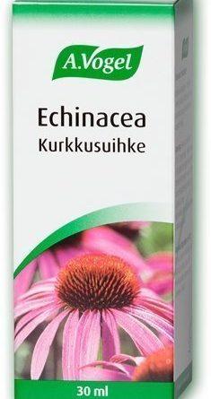 A. Vogel Echinacea kurkkusuihke 30ml pumppupullo