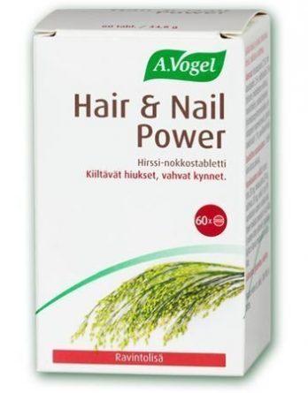 A. Vogel Hair & Nail Power