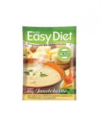 ACKD Easy Diet Juustokeitto 15 kpl (laatikko)