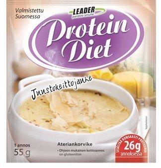 ACKD Easy Diet Juustokeitto 15 kpl pakkaus
