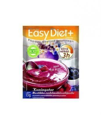 ACKD Easy Diet Kuningatarkiisseli 25 kpl (laatikko)
