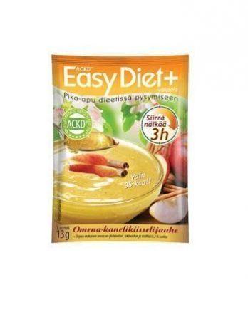 ACKD Easy Diet Omena-kanelikiisseli 25 kpl (laatikko)