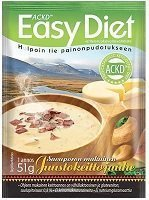 ACKD Easy Diet Savuporokeitto 15 kpl pakkaus