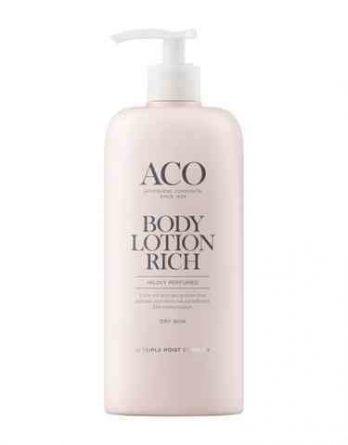 ACO Body Lotion Rich 400 ml