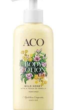 ACO Body Lotion Wild Honey 200 ml