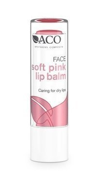 ACO FACE Soft Pink Lip Balm 5 ml
