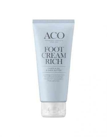 ACO Foot Cream Rich 100 ml