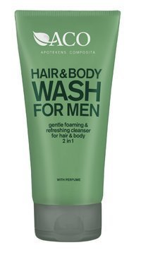 ACO For Men Hair & Body Wash 200 ml