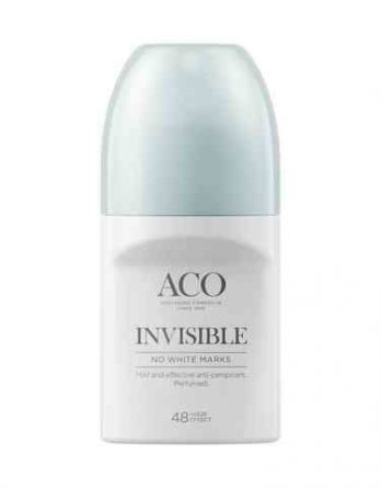 ACO Invisible antiperspirantti 50 ml