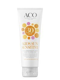ACO Kids Sun Sensitive SPF 30 125 ml