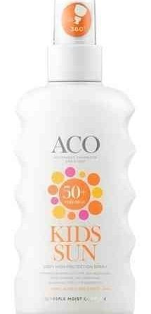 ACO Kids Sun Spray SPF 50+ 175 ml