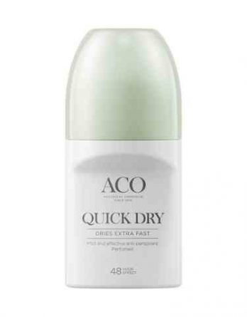 ACO Quick Dry antiperspirantti 50 ml