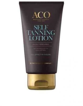 ACO Self Tanning Lotion 150 ml