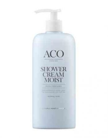 ACO Shower Cream Moist 400 ml
