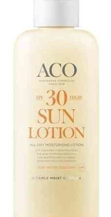 ACO Sun Lotion SPF 30 300 ml