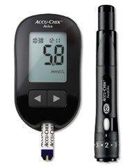 Accu-Chek Aviva verensokerin mittausjärjestelmä
