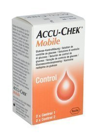 Accu-Chek Mobile kontrolliliuos
