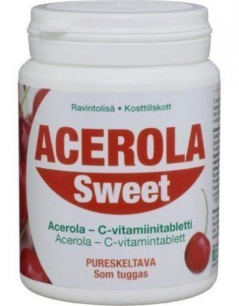 Acerola Sweet 250 tabl
