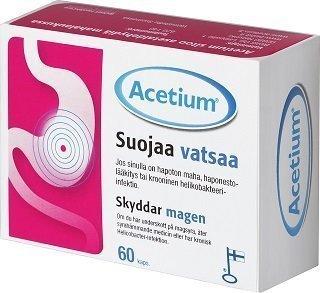 Acetium 100mg 60 kaps.