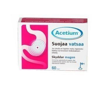 Acetium 60 kapselia