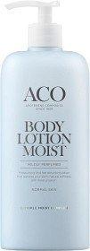 Aco Body Lotion Moist 400 ml Hajustettu
