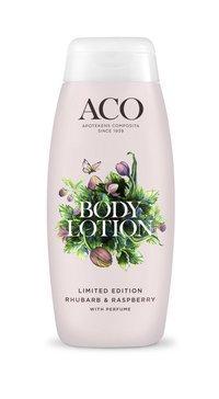 Aco Body Lotion Rhubarb & Raspberry 200 ml