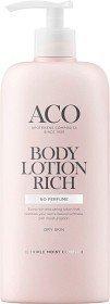 Aco Body Lotion Rich 400 ml Hajustamaton