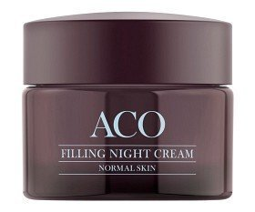 Aco Face Anti Age 40+ Night Cream Normal Skin 50 ml