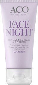 Aco Face Anti Age Revitalising Night Cream 50 ml