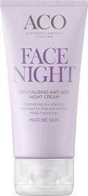 Aco Face Anti Age Revitalising Night Cream 50 ml