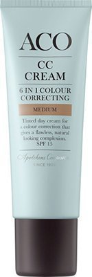 Aco Face Cc Cream Medium 50 ml