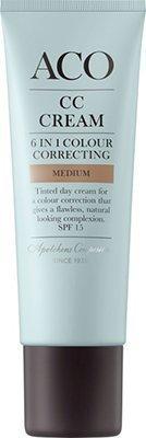 Aco Face Cc Cream Medium 50 ml