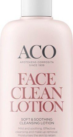 Aco Face Soft & Soothing Cleansing Lotion 200 ml