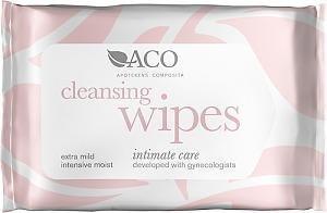 Aco Intimate Care Cleansing Wipes Hajustamaton 10 kpl