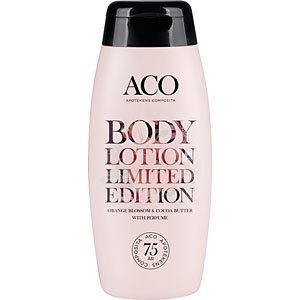 Aco Limited Edition Body Lotion Orange Blossom & Cocoa Butter 200 ml