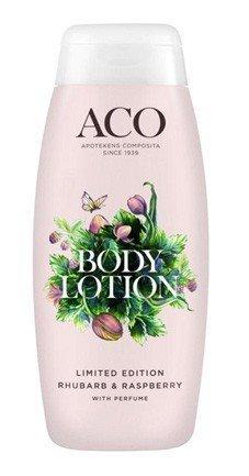 Aco Limited Edition Body Lotion Rhubarb & Raspberry 200 ml