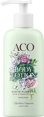 Aco Limited Edition Body Lotion White Flowers 200 ml