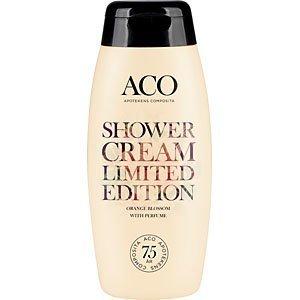 Aco Limited Edition Shower Cream Orange Blossom 200 ml