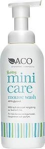 Aco Minicare Baby Mousse Wash 200 ml Hajustamaton