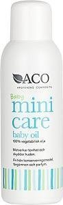 Aco Minicare Baby Oil 150 ml Hajustamaton