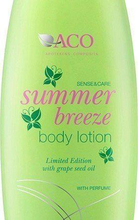 Aco Sense & Care Summer Breeze Grape Body Lotion 200 ml