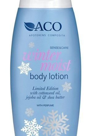 Aco Sense & Care Winter Moist Body Lotion 200 ml