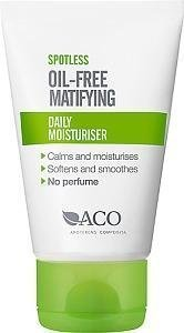 Aco Spotless Daily Moisturiser 60 ml Hajusteeton