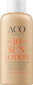Aco Sun Moisturising Sun Lotion Spf 10 200 ml
