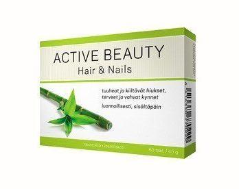 Active Beauty Hair & Nails 60 tabl.