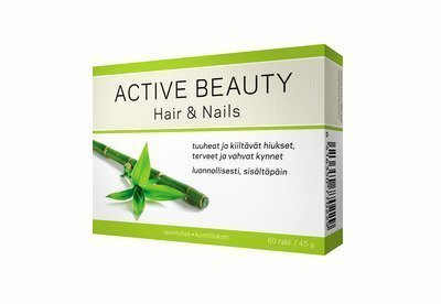 ... Active Beauty Hair   Nails 60 tabl. 4d3a31a333